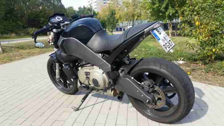 Buell XB 12 S R&R Custom Einzelstück 2000km - Bestes