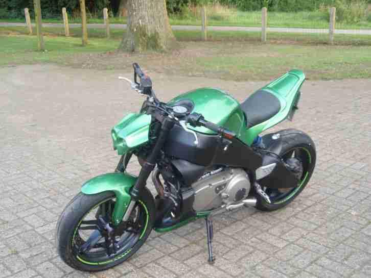 Buell XB 12s - Topseller Harley-Davidson.