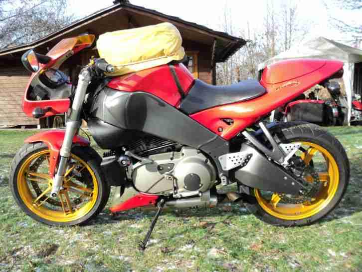 Buell XB12X Ulysses - Topseller Harley-Davidson.