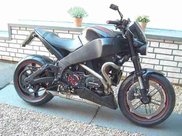 Buell XB 12s Lightning Bj - Topseller Harley-Davidson.