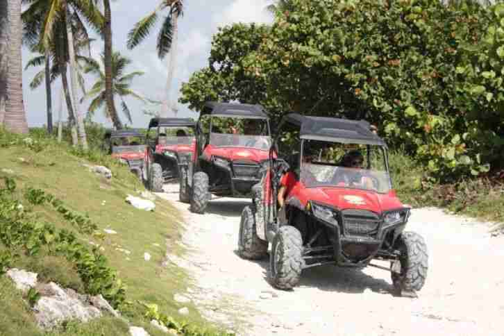 Buggy Adventures; Bavaro