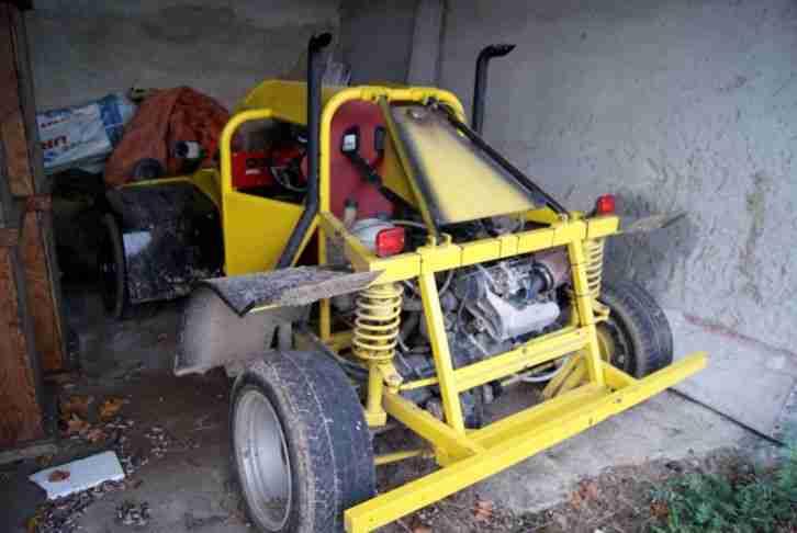 Buggy Strandbuggy Diesel Spaßauto Quad