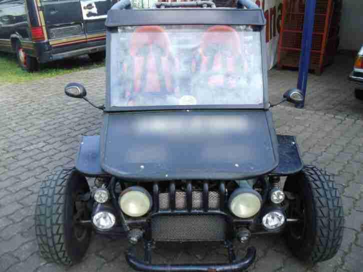 Buggy Strandbuggy Quad Xingyue GSMoon 260 ccm