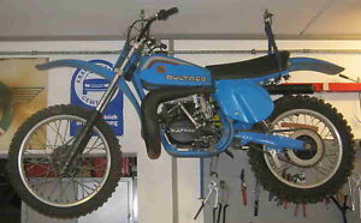 Bultaco Pursang 370 GS Enduro MC Twinshoke