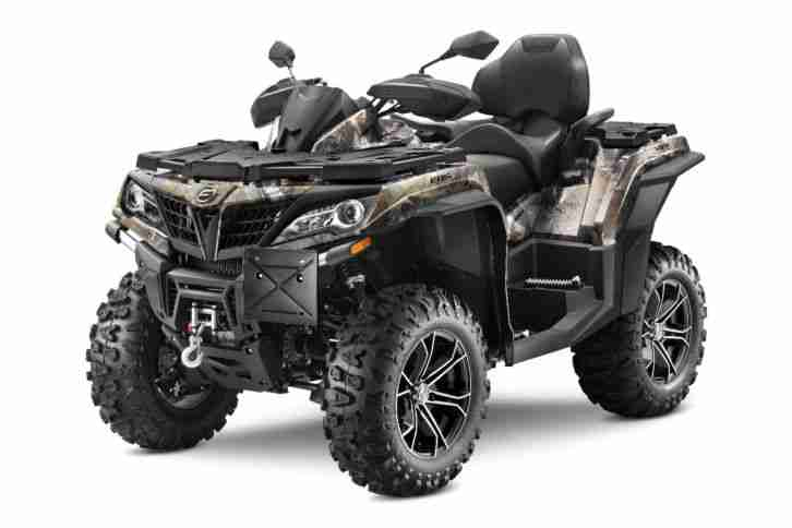 CFMOTO C Force Cforce 850 EPS Servo 4x4 Quad ATV 2018