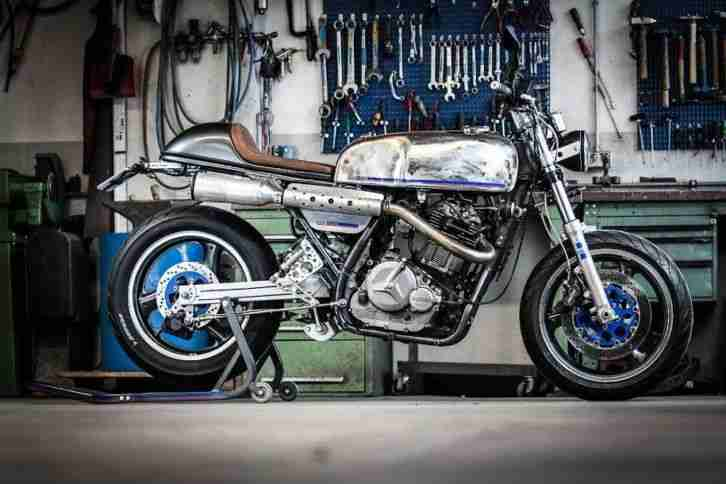 Cafe Racer, Custombike, Roadster,