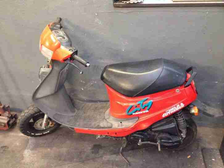 Cagiva City 50