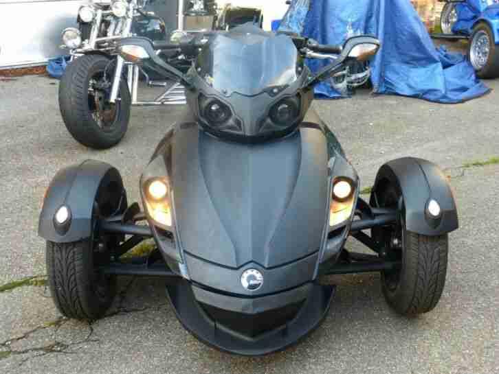 Can AM Spyder RS zum herrichten oder Export Gewerbe