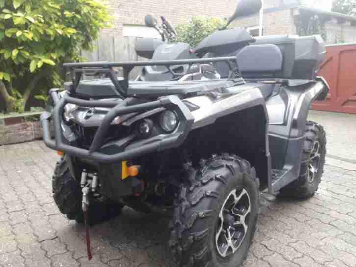 Can Am ATV 0utlander 1oo0 XT