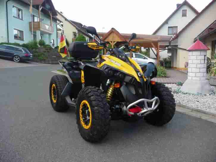 Can Am Renegade 1000 Tuning >> Can Am Bombardier Renegade 1000 XXC im TOP - Bestes Angebot von Quads.