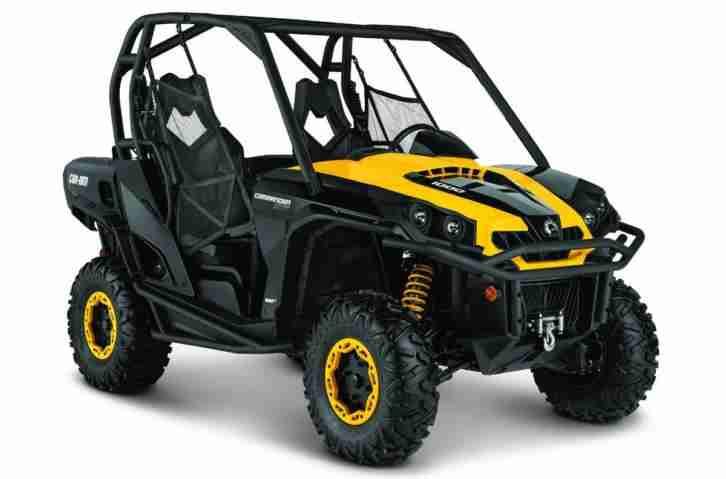 2012 Can Am Commander XT 1000 - Kals Motorsports