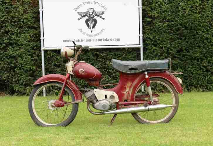 Carpati 2T 68cc from 1963