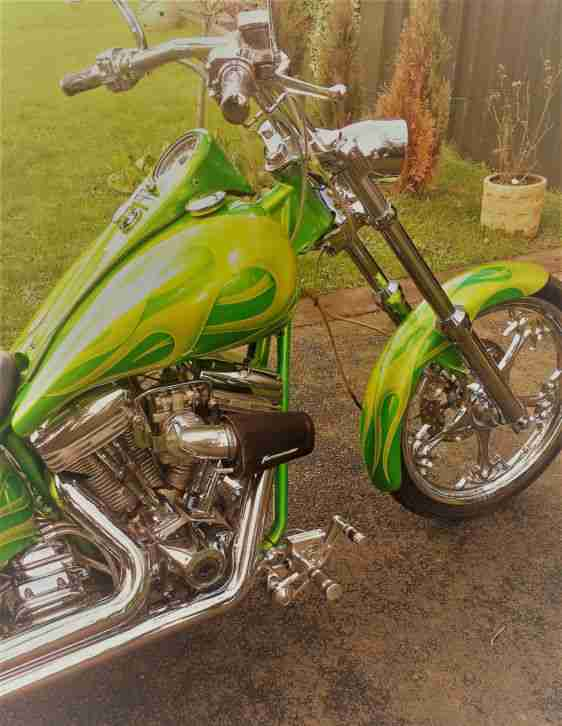 Chopper By Head Turner Custom Bikes 2006