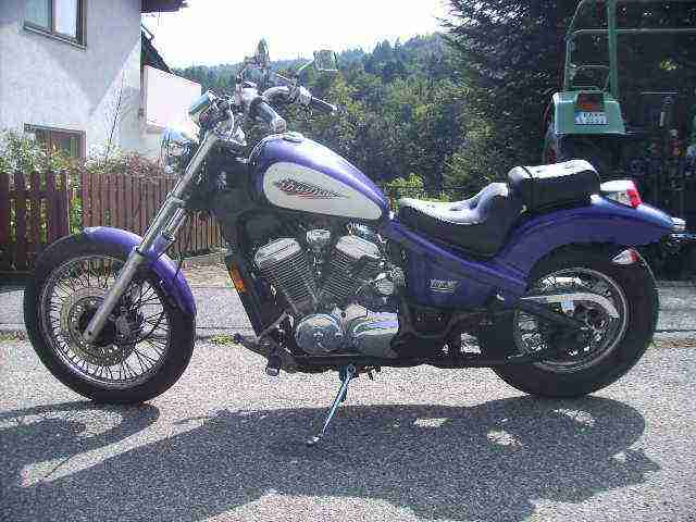 Chopper Shadow VT600 PC21 VLX600 bj1995