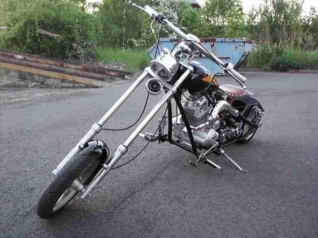 chopper loncin motor 125 ccm 150 ccm pocket bestes. Black Bedroom Furniture Sets. Home Design Ideas
