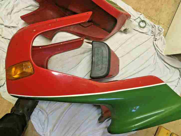 Cockpitverkleidung Verkleidung Ducati Pantah 500SL