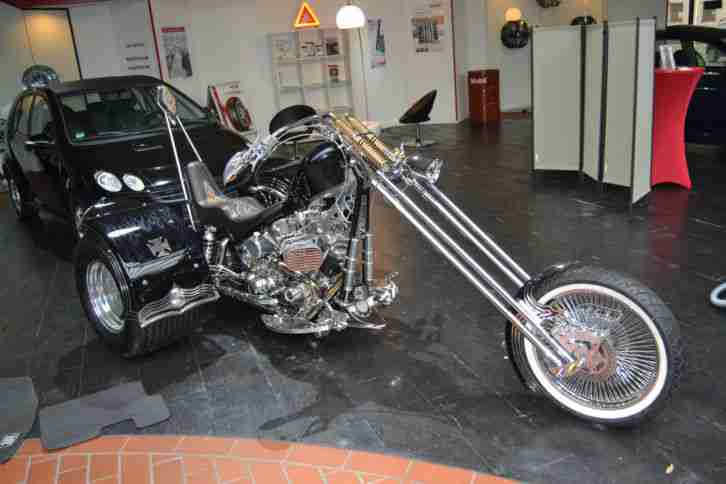 custom trike harley davidson 1740 ccm topseller harley davidson. Black Bedroom Furniture Sets. Home Design Ideas