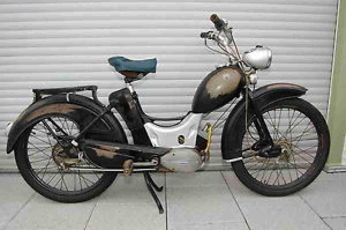 ddr simson sr 2 moped fahrrad hilfsmotor 1957 bestes. Black Bedroom Furniture Sets. Home Design Ideas