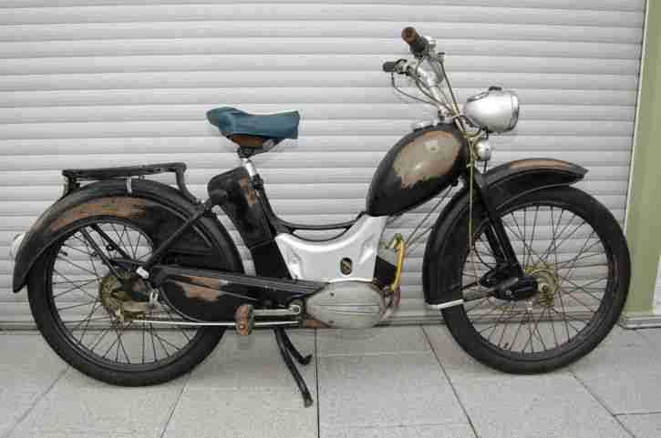 ddr simson sr 2 moped fahrrad hilfsmotor 1957 bestes. Black Bedroom Furniture Sets. Home Design Ideas