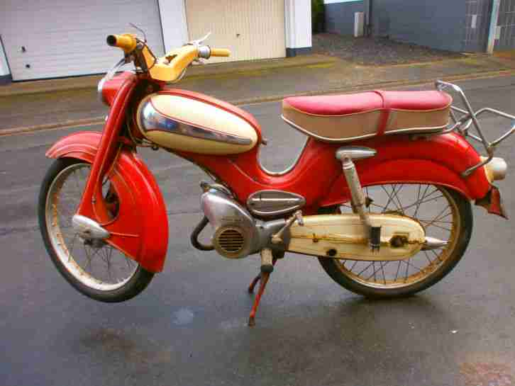 DKW Moped Zweiradunion TYP 126 Art 014 Bj.