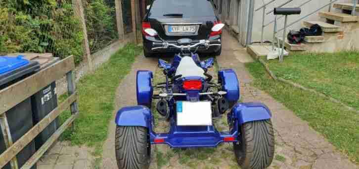 DOBO Racing spy F 3 250 mit nur 950 km TÜV 08.2022