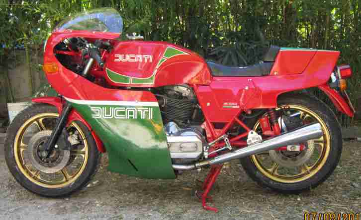 DUCATI MIKE HAILWOOD 900