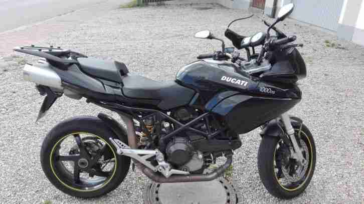 DUCATI Multistrada 1000 DS - TOP Carbon