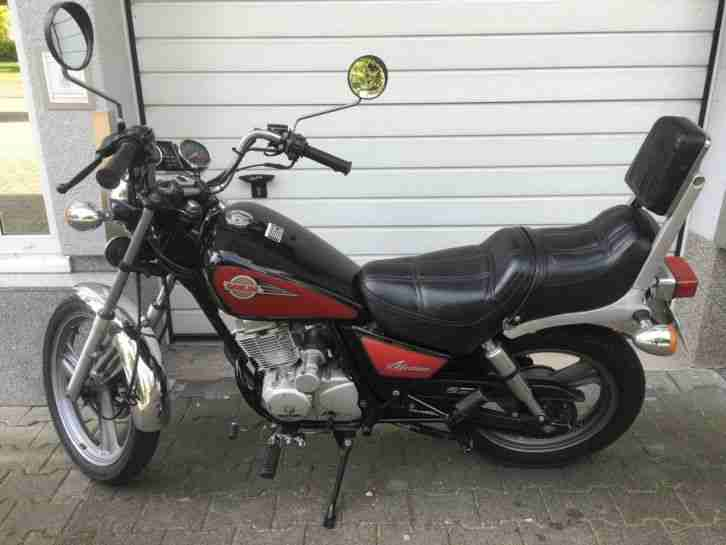 Daelim VC 125 Advance Custom (Honda Motor)