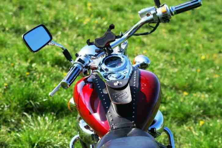 Daelim VT125 Chopper