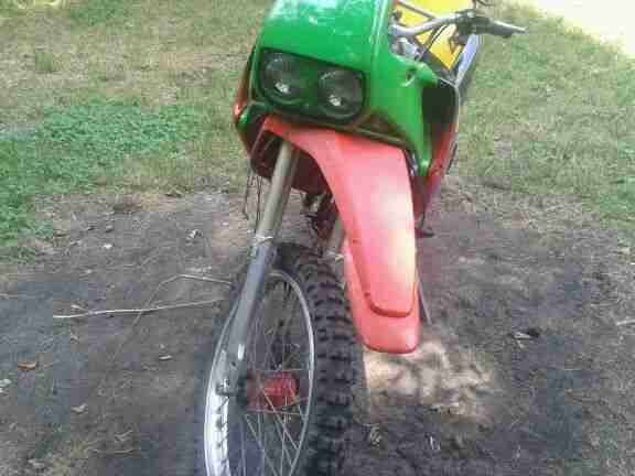 Derbi Bi 3 Aprilla vollcross enduro