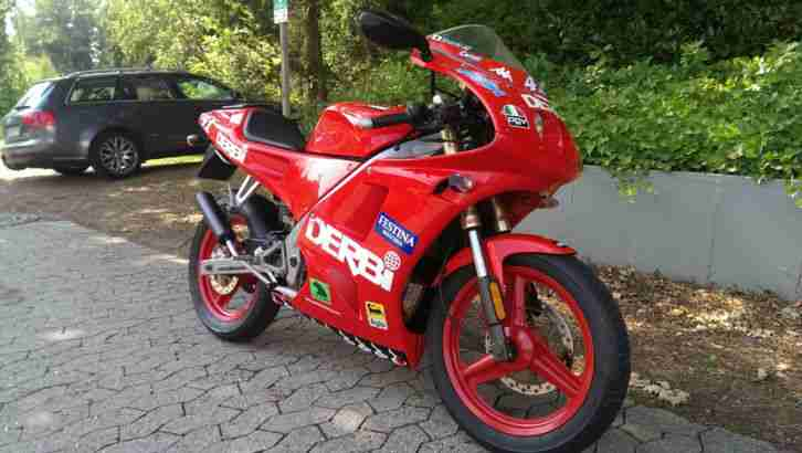 Derbi GPR 50 - Originale 1980 Km - RAR