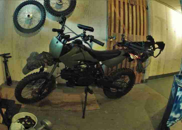 Dirt Cross Pit Bike 110ccm