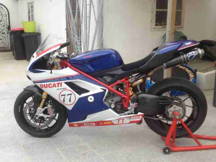 1098 S Racing, Termignoni, Marchesini,