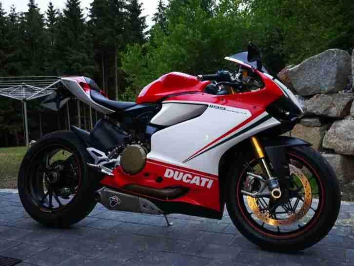 Ducati 1199 Tricolore im Bestzustand