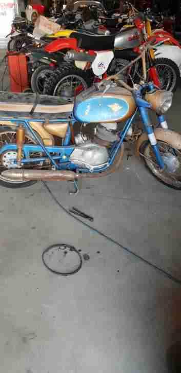 Ducati 125 Aurea