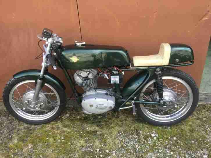 Ducati 175 S Oldtimer