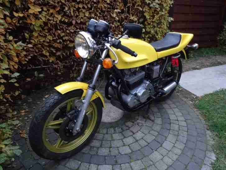 350 Sport Desmo parallel twin Oldtimer