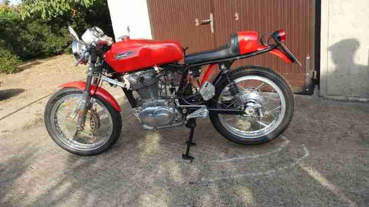 Ducati 350S 450ccm