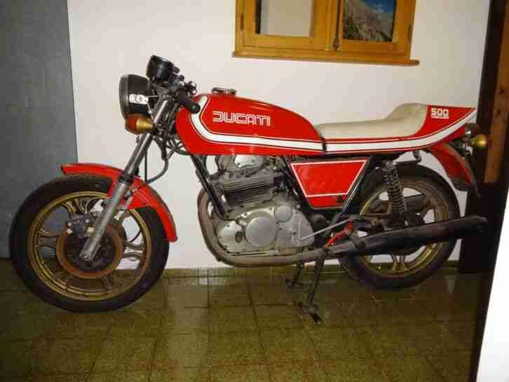 Ducati 500s sport desmo Bj.1977