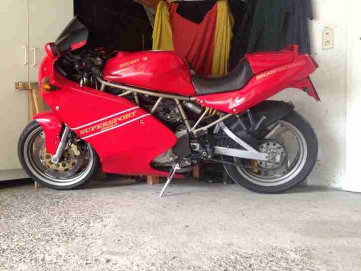 Ducati 600ss Supersport