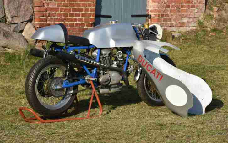Ducati 750 Imola Desmo