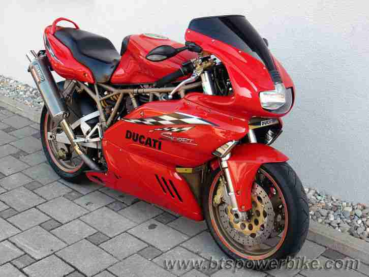 Ducati 750 SS Supersport Monster 748 916 996 ST4 400 500 600 749 800