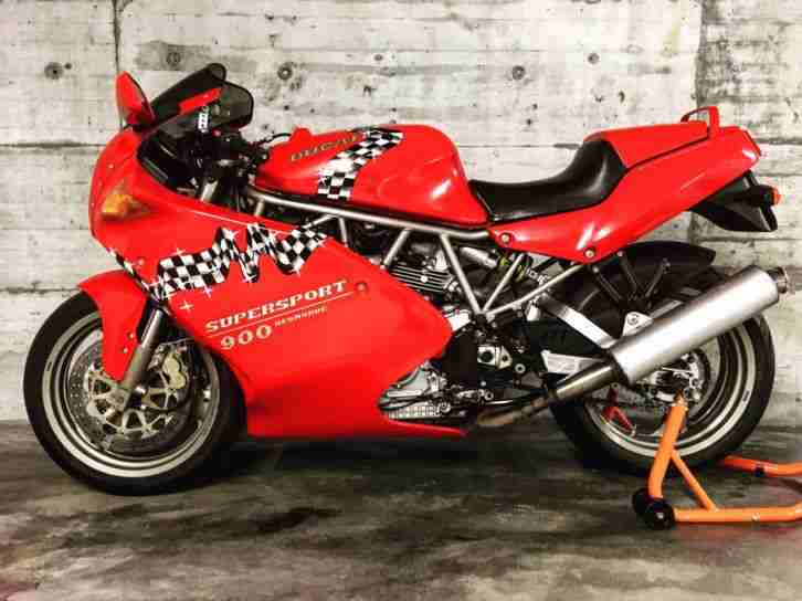 Cafe Racer Special: Ducati 900 SS 1979