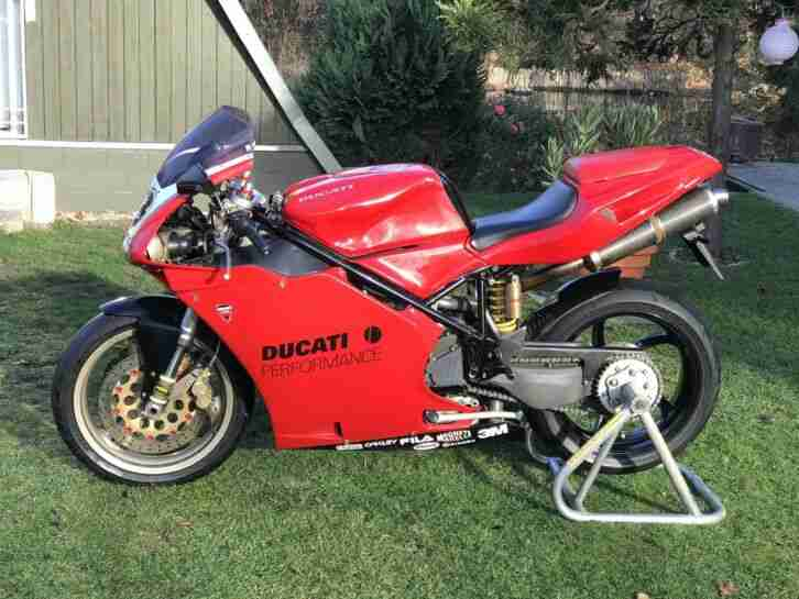 Ducati 996 HI SPS Nr 1363