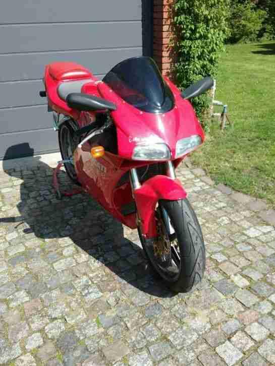 Ducati 998 Testastretta biposto Erstzul.: 03 2004 unfallfrei 1. Hand