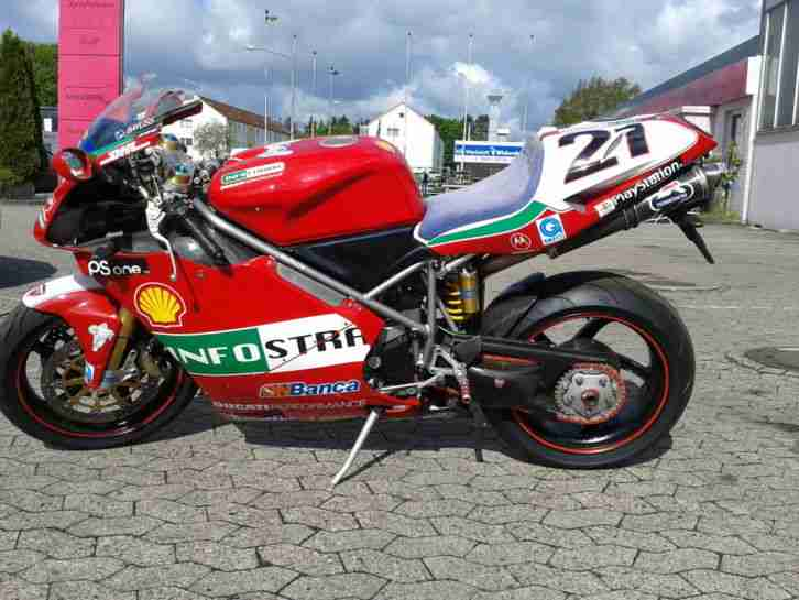 998S Troy Bayliss limitid Edition 250