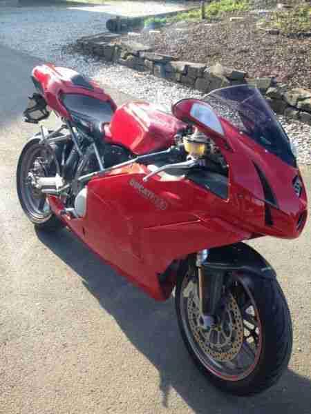 Ducati 999 TESTASTRETTA.