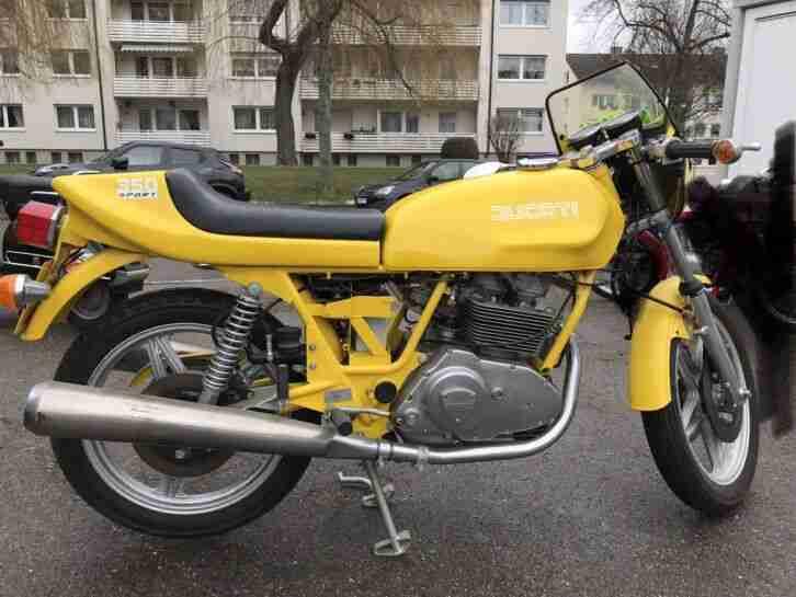 Ducati DM 350 C. Desmo Sport