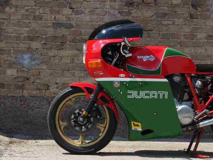 Ducati MHR 900 Mike Hailwood Replika Top Zustand orig 15000km