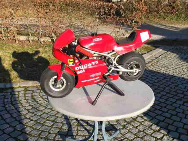 Mini Bike Ducati : Ducati mini bike vittorazi bestes angebot von